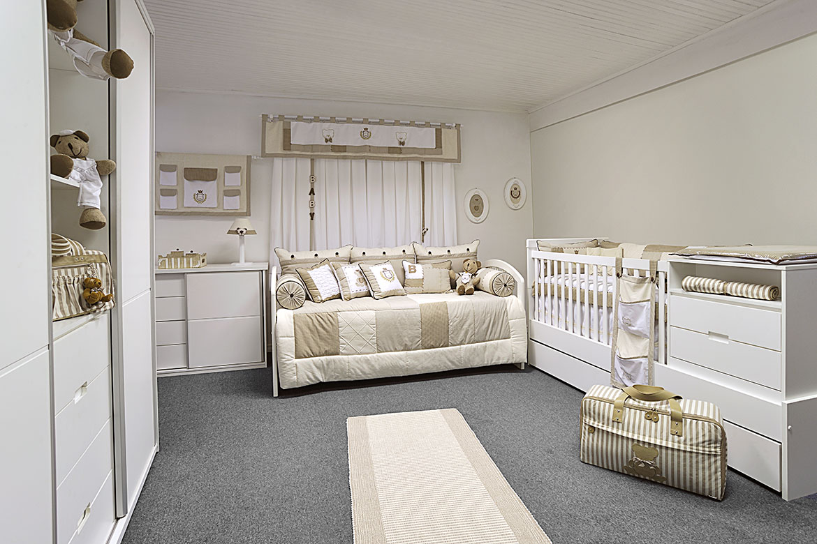 London Painter Decorators Nursery Decorating