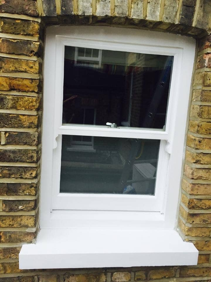 London Painter Decorators Sash Window